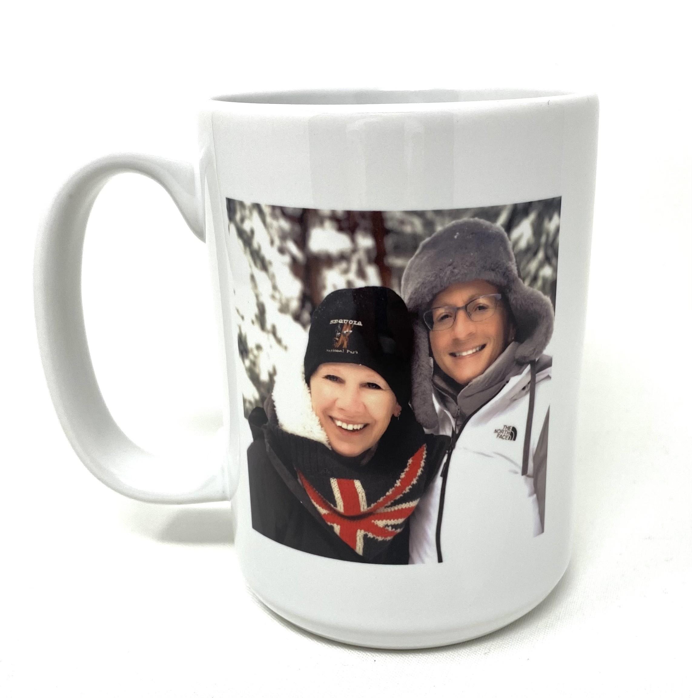 Ceramic Mug 15 oz.
