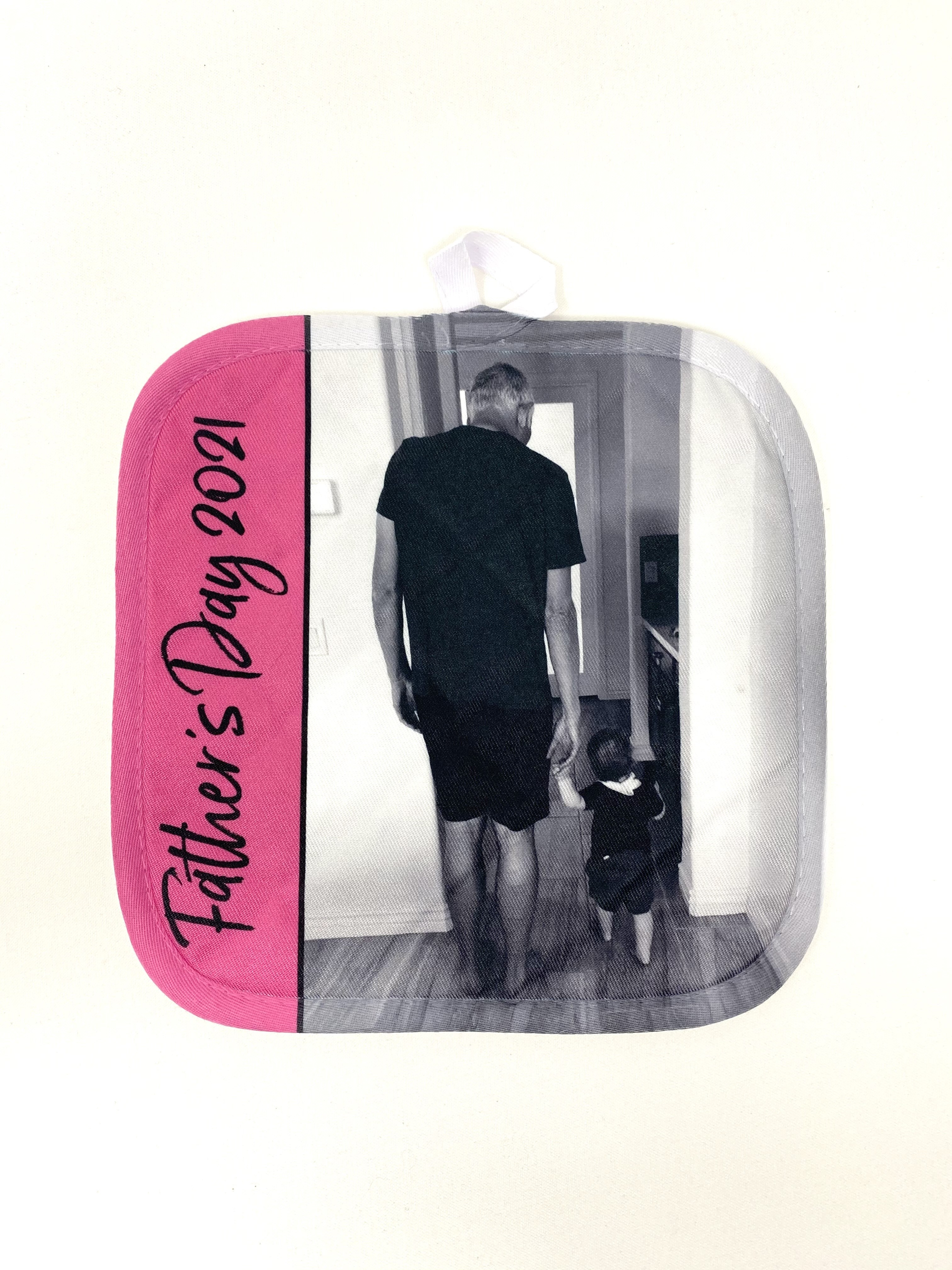 Personalized Hot Pad
