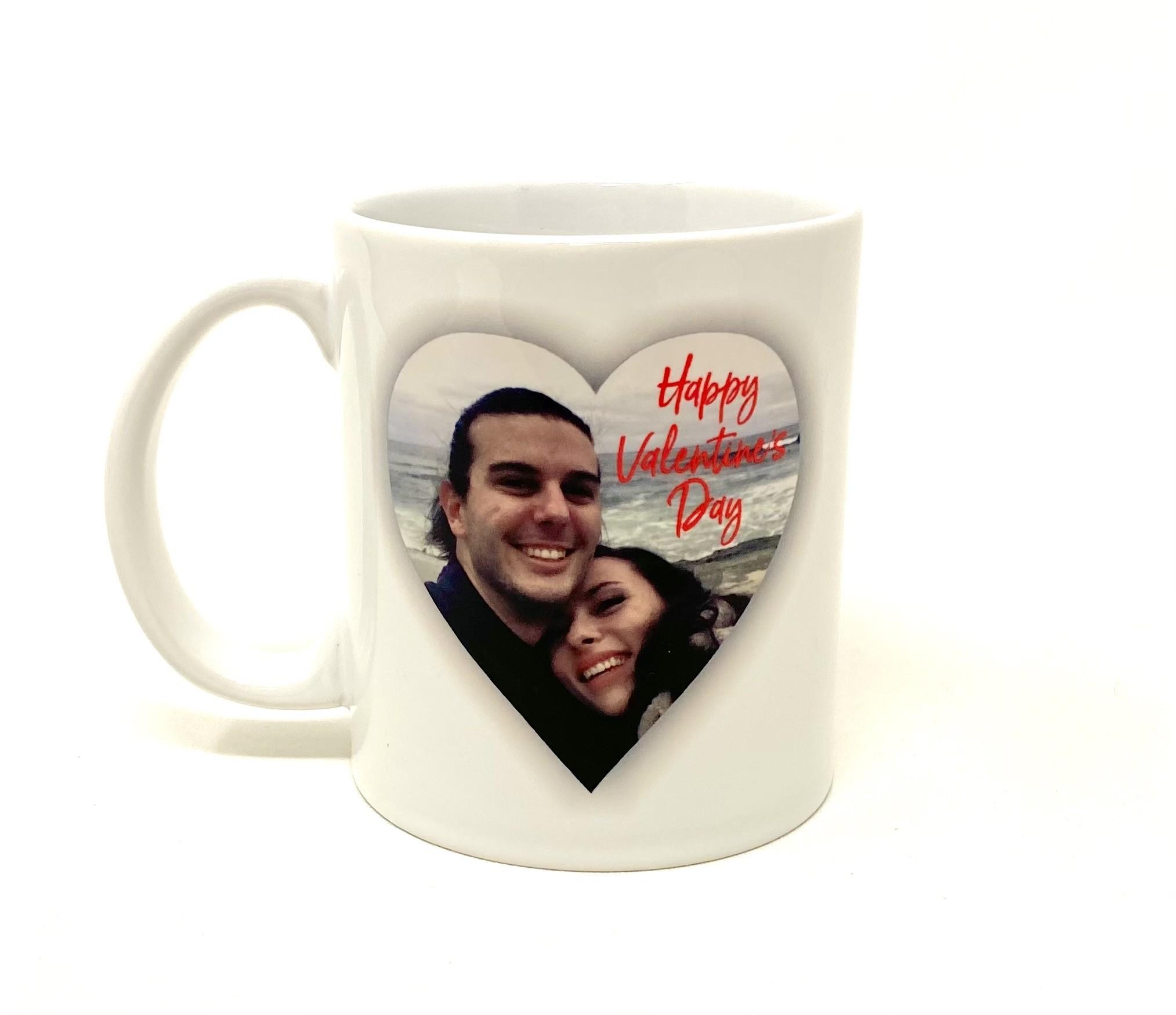 Valentines Day Ceramic Mug 11 oz.
