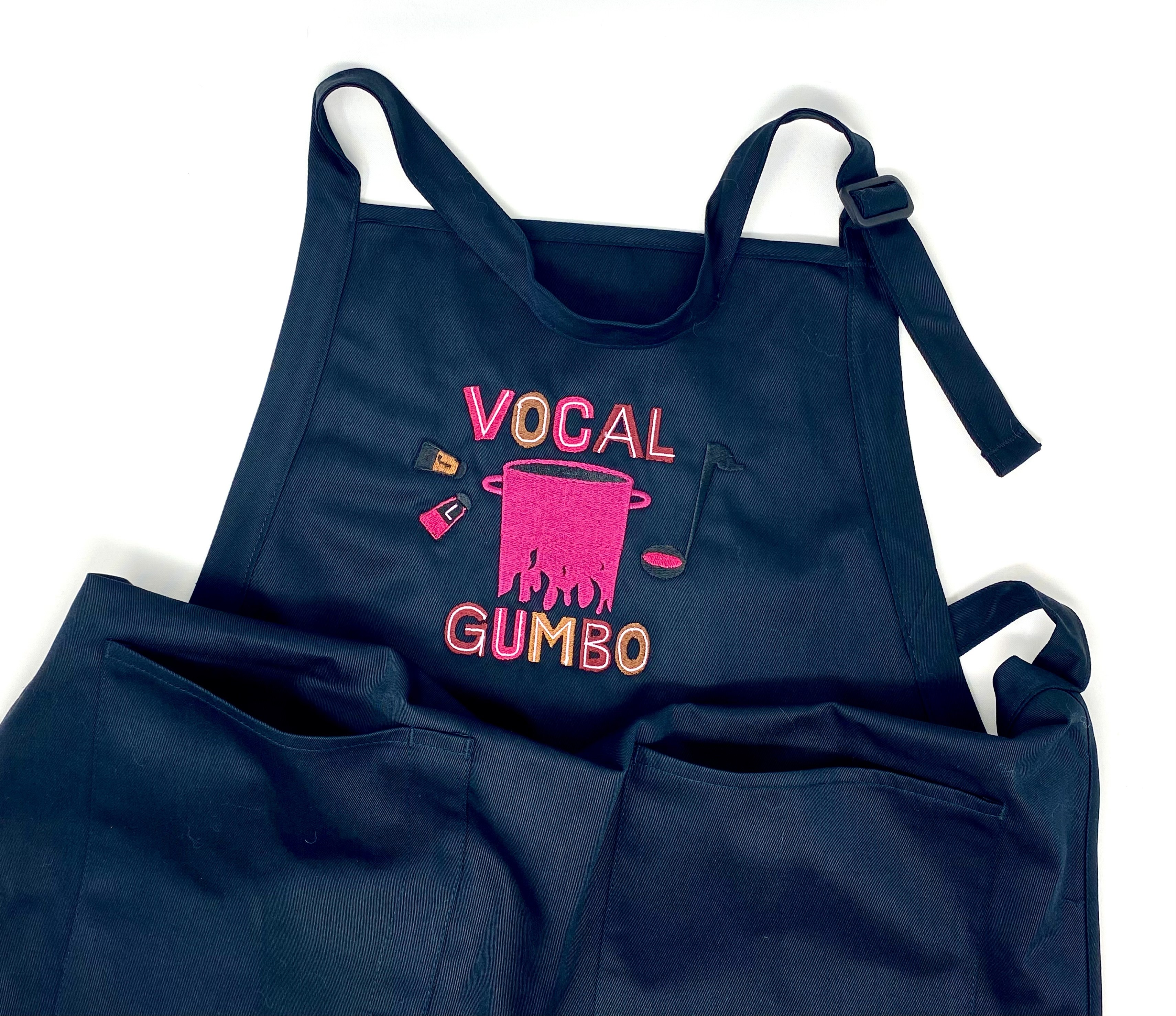 VOCAL GUMBO Apron