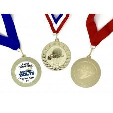 """Basketball Gold Medal 2 3/4"""""""