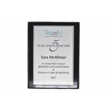 Piano Finish Custom Individual Plaque