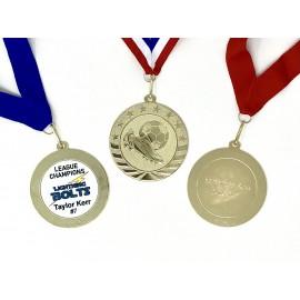 """Soccer Gold Medal 2 3/4"""""""