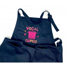 VOCAL GUMBO Apron